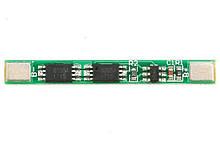 Плата защиты Li-ion 18650 3.7В аккумуляторов