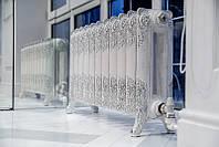 Дизайнерские чугунные радиаторы Carron (Англия)