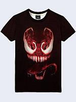 Мужская футболка Симбиот Веном Venom