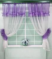 Красивые шторы для кухни от производителя, фото 1