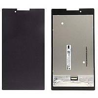 Дисплей для Lenovo A7-30 Tab 2/A7-30HC/A7-30DC/A7-30F с тачскрином черный Оригинал