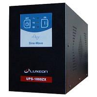 ИБП Luxeon UPS-1000ZX (600Вт) 12В с чистой синусоидой