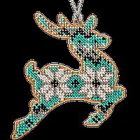 Набор для вышивания бисером по дереву FLK-140