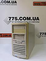Компьютер Tower (офисный вариант), Intel Pentium, RAM 512МБ, HDD 40ГБ, наклейка Windows
