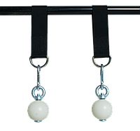 Кистевой тренажёр хвата Шар 55 мм (пара) SPORT GEAR STUDIO TM