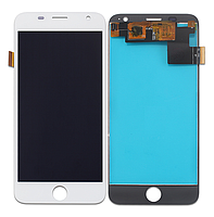 Дисплей для Prestigio MultiPhone PSP7501 Duo Grace R7/7505 с тачскрином белый Оригинал