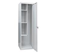 ШМХ500/1 шкаф хозяйственный металлический для одежды, хозяйственного инвентаря H1800*500*500мм