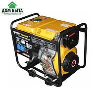 Дизельний генератор FORTE FGD6500E3