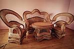 Мебель из лозы в моде этого сезона (Марокканский стиль)