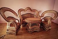 Меблі з лози в моді цього сезону (Марокканський стиль)