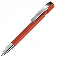 Ручка шариковая UMA Sky M SI GUM с soft-touch поверхностью, фото 1