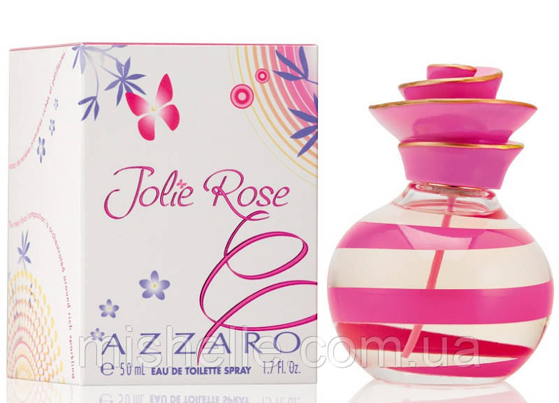 Туалетная вода для женщин Azzaro Jolie Rose (Аззаро Джоли Розе) реплика