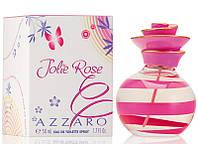 Туалетная вода для женщин Azzaro Jolie Rose (Аззаро Джоли Розе) реплика, фото 1