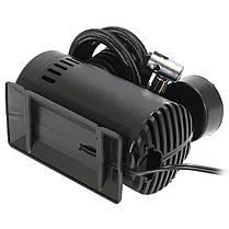 Ϟ Автомобильный компрессор Lesko 300 PSI автокомпрессор от прикуривателя универсальный, фото 2