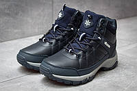 Зимние ботинки  Vegas, темно-синие (30152) размеры в наличии ► [  36 (последняя пара)  ](реплика)