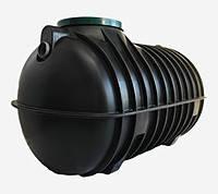 Септик  предварительной очистки однокамерный Еколайн Украина, 3000 л