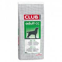 Корм для дорослих собак усіх порід з нормальною активністю ROYAL CANIN Club PRO adult CC, 20 кг