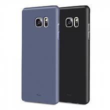 "Накладка силиконовая Ou case ""Super slim lovely"" для Samsung A520 (A5 - 2017)"