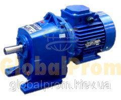Мотор-редуктор соосно-цилиндрический МЦ2С-80, редуктор соосно-цилиндрический МЦ2С, редуктор МЦ2С 80