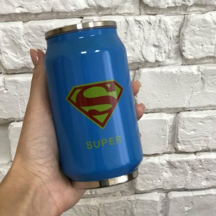 Термочашка Супермен 350 мл