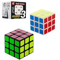 Швидкісний кубик рубика QiYi Cube Sail 5.6 Cube 3x3x3 Білий, Чорний, фото 1
