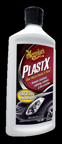 Meguiar's  Clear Plastic Cleaner and Polish  Полироль для фар автомобиля  296 мл