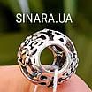 Серебряный шарм бусина Пандора Древо Жизни, фото 4
