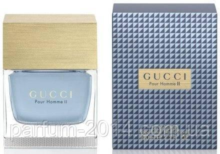 Чоловіча туалетна вода Gucci Pour Homme 2 (репліка), фото 2