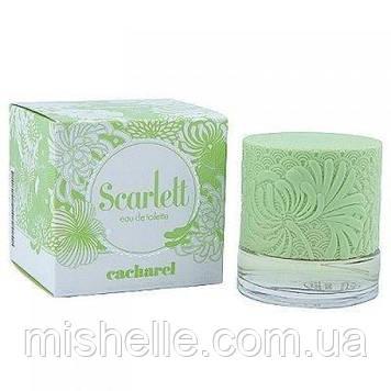 Женская туалетная  вода Cacharel Scarlett Green (Кашарель Скарлет Грин) копия