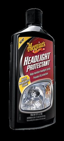 Meguiar's  Headlight Protectant  Средство для защиты фар 295 мл