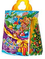 "Упаковка для новогодних упаковка Новинка 2020 ""Новогодний мешок 700г."", фото 1"