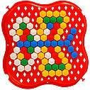 Мозаика Іграшка розвиваюча міні Тигрес 39112, фото 2
