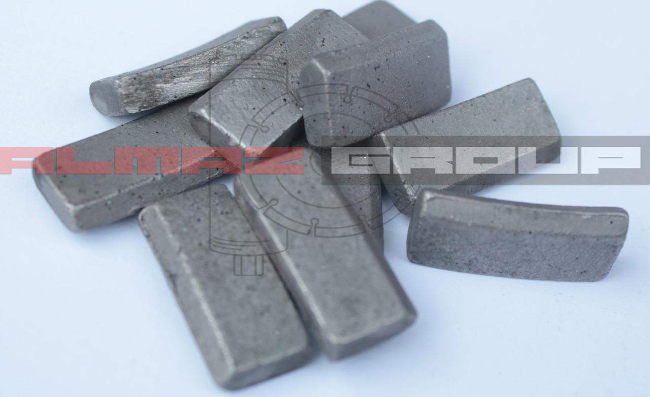 Реставрация алмазных коронок Ø 32 мм методом напайки сегмента Х-Домик