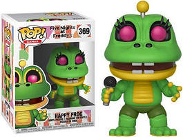 Новинка! Фігурки 5 ночей з Фредді Funko Pop Games: Happy Frog Collectible Figure, Multicolor