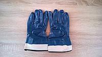 Перчатки нитриловые МБС (синие)