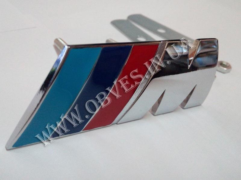 """Емблема """"M"""" в решітку BMW"""