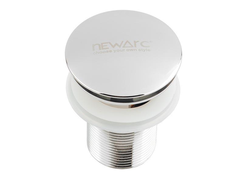 Донный клапан Newarc 740773 хром