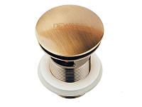 Донный клапан Newarc 740773E бронза, фото 1
