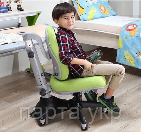 Ортопедическое Детское кресло Match  Green,  Тайвань