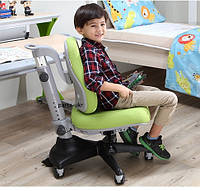 Ортопедическое Детское кресло Match  Green,  Тайвань, фото 1