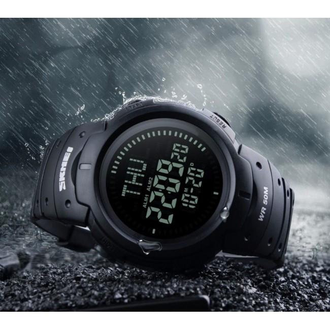 Часы спортивные Skmei 1231 с компасом