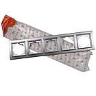 Рамка пятиместная (серебряный камень) EH-2204-ST, фото 2