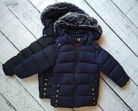 Куртка для мальчика, зима 1-5 лет, Польша