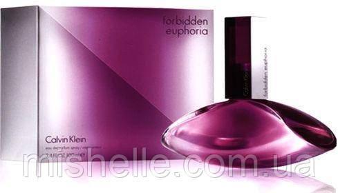 Парфюм для женщин Calvin Klein Euphoria Forbidden (Кельвин Кляйн Эйфория Форбиден) реплика