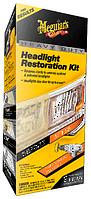 Meguiar's Heavy Duty Headlight Restoration Kit Набор для абразивного восстановления фар