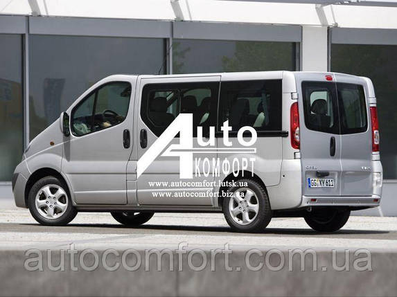Установка (врезка) стекла на Renault Trafic, Opel Vivaro, Nissan Primastar (Рено Трафик, Опель Виваро, Ниссан , фото 2