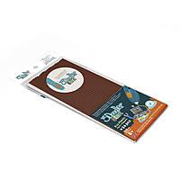 Набор стержней для 3D-ручки 3Doodler Start коричневый 24 шт (3DS-ECO11-BROWN-24)