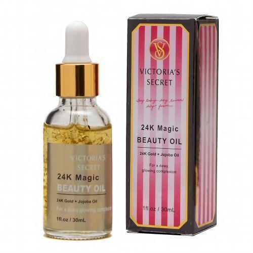 Масло для особи Victoria's Secret 24K Magic Beauty Oil