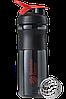 Спортивная бутылка-шейкер BlenderBottle SportMixer 820ml Black/Red (ORIGINAL)