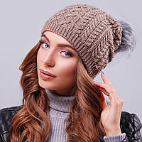 Женские шапки из меха в Украине. Сравнить цены f7d5dbb896d44
